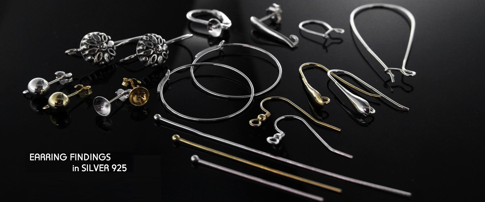 Εξαρτήματα για σκουλαρίκια